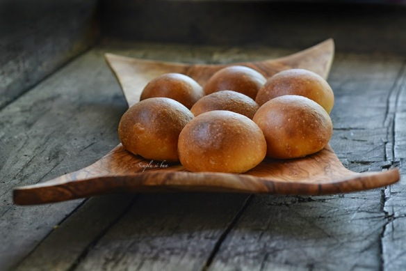 Pãezinhos de Manteiga - Capa